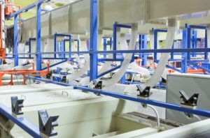 On-board suction systems